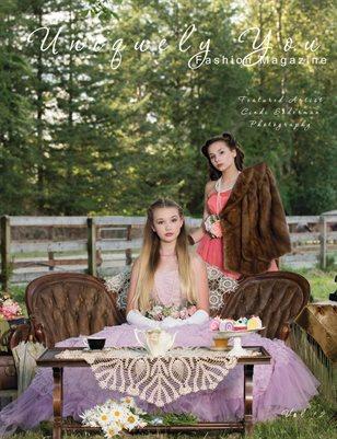 Uniquely You Fashion Magazine Vol 12