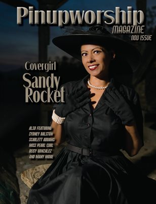 Sandy Rocket Nov Cover