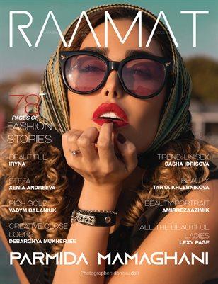 RAAMAT Magazine February 2021 Issue 8