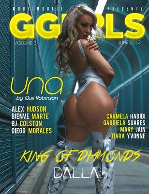 Model Modele Presents GGurls Magazine Volume 3