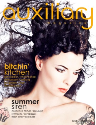 auxiliary magazine : june/july 2012