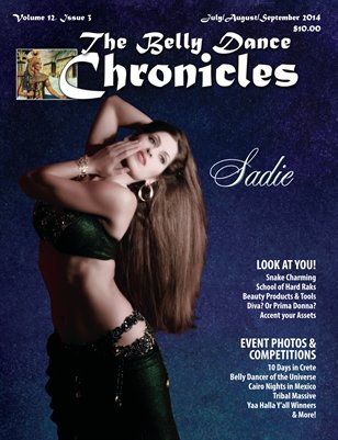 2014 Jul/Aug/Sept The Belly Dance Chronicles