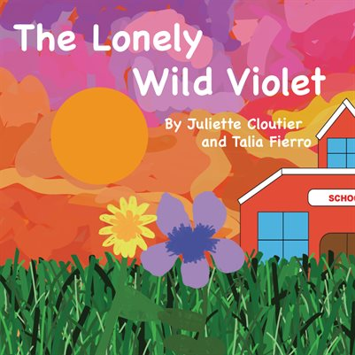 The Lonely Wild Violet