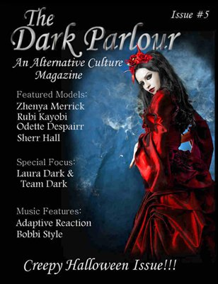 Dark Parlour Issue #5 - It's Halloween!!
