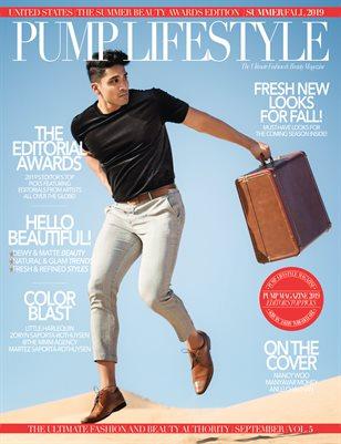 PUMP Magazine Elite Edition - Vol. 5 - September 2019.