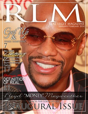 Real Legit Magazine - Inaugural Issue