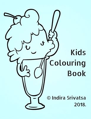 Kids Colouring Book 2