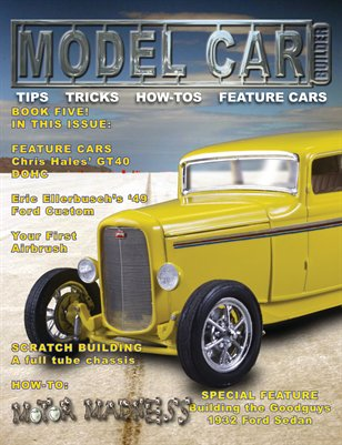 Model Car Builder Book Five