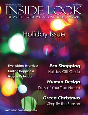 Holiday Issue 2010 Vol 2, Issue 6
