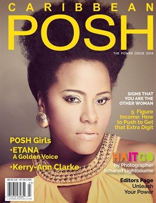 Caribbean Posh: The Power Issue 2014