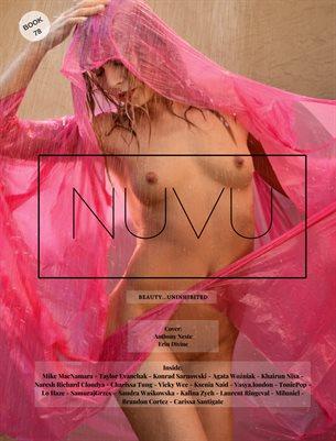 Nuvu Magazine Volume 78 Featuring Erin Divine