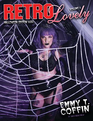Halloween 2020 - VOL 6 – Emmy T. Coffin Cover