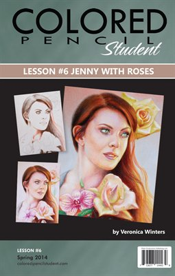 Lesson #6 Jenny with Roses