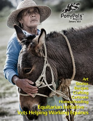 Pony Pals Magazine -- January 2013  Vol.2 #8