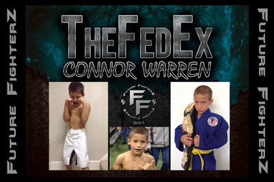 Connor TheFedEx Warren Poster