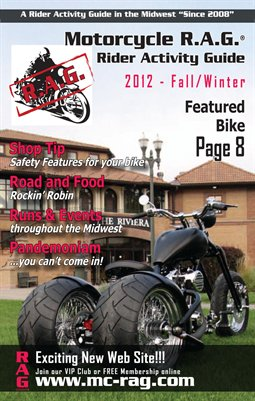 Rider Activity Guide Fall and Winter Issue 2012