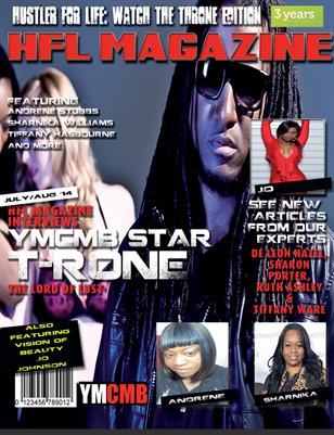 HFL MAGAZINE: Watch The Throne Edition