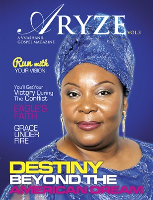 New Publication ARYZE