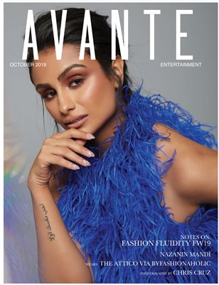 Nazanin Mandi October 2019
