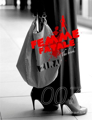 FEMME FATALE-the book # 007&008 (July/August) - Special edition: AZIRA