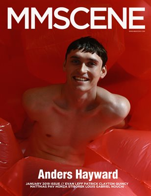 MMSCENE 028 - ANDERS HAYWARD - JANUARY 2019