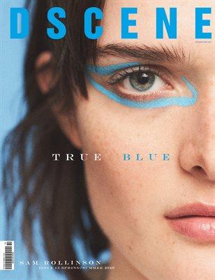 DSCENE TRUE BLUE