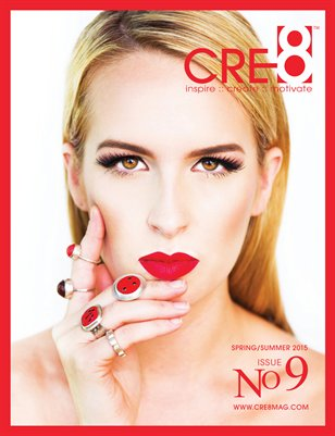 CRE8 Magazine Issue #9