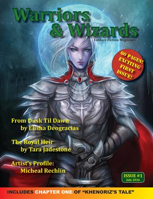 Wizards & Warriors Magazine #1