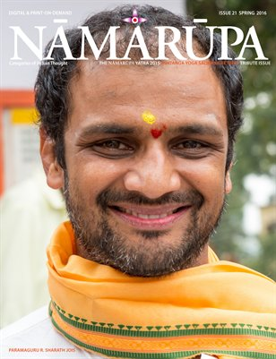 Namarupa Issue 21 - Spring 2016