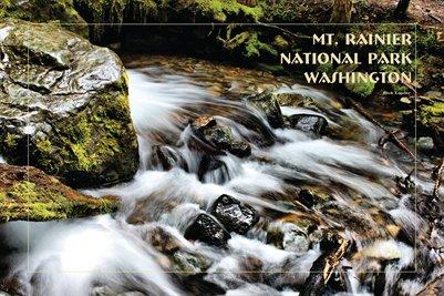 Mt Rainier Creek