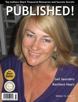 PUBLISHED! featuring Gail Saunders