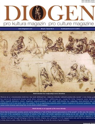 DIOGEN pro culture magazine Annual No 5_2014_2015