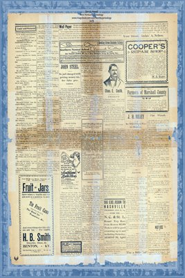 (PAGES 3-4) Aug. 19, 1904, The Tribune Democrat., Marshall County, Kentucky
