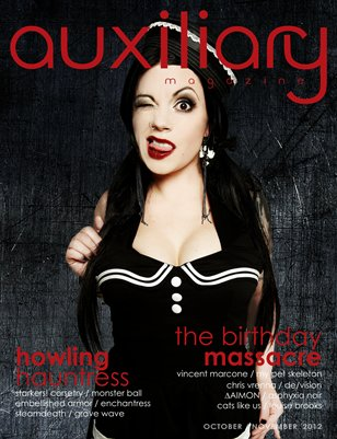 Auxiliary Magazine : October/November 2012