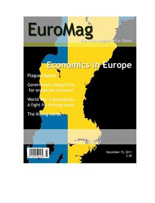 EuroMag by Sarah M., William M., and Juan C.