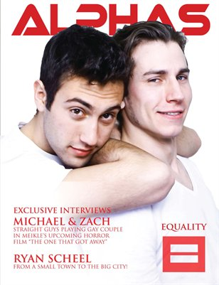 Alphas 010 Cover with Michael and Zach