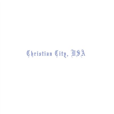 Christian City, USA