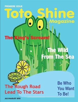 Toto Shine Magazine Premiere Issue