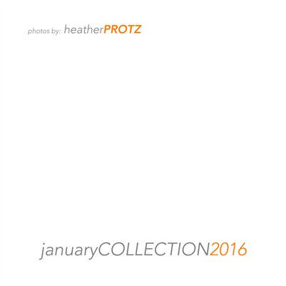 January Collection 2016New Publication