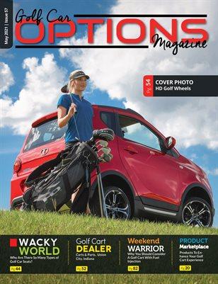 Golf Car Options Magazine - May 2021