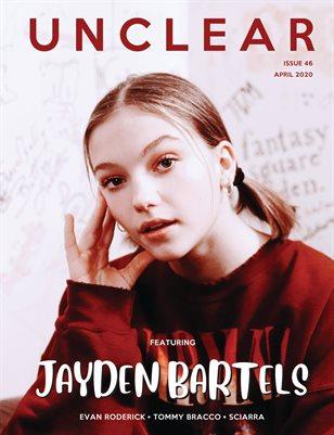 Unclear Magazine APRIL 2020