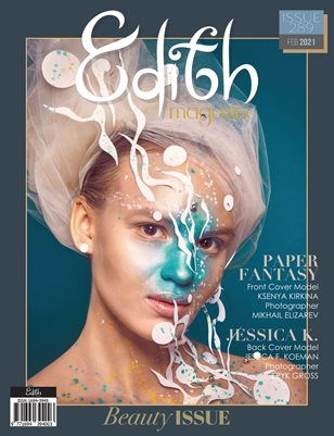 March 2021, Beauty, Issue 289 /vol 2