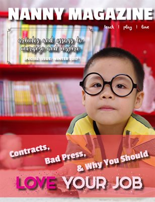 January 2017 | Nanny Magazine | Special Issue