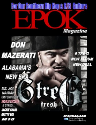 EPOK MAGAZINE MARCH/APRIL ISSUE 2012