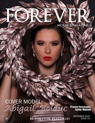 FOREVER Model Magazine | Sparkle & Shimmer |  Issue 14