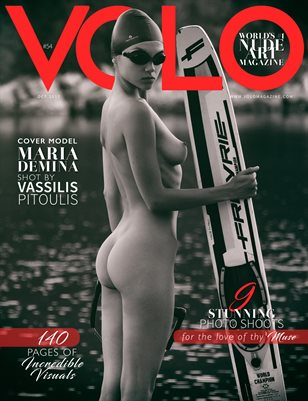 VOLO Magazine 54 - The Masters Issue