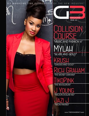 G3 Magazine Issue 44 (Mylah)