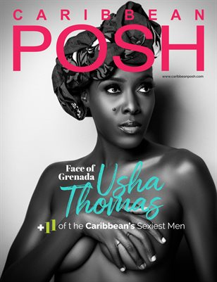 Double Issue: Face of Grenada: Usha Thomas