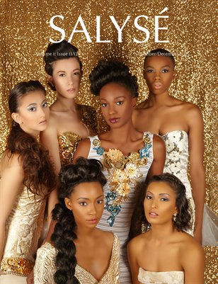 SALYSÉ Magazine | Vol 1:No 11/12 | Nov/Dec 2015 | Group Cover