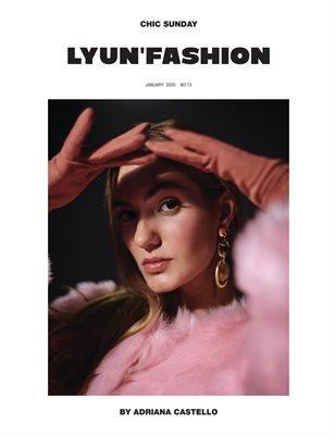 LYUN ISSUE No.13 (VOL No.5) C2